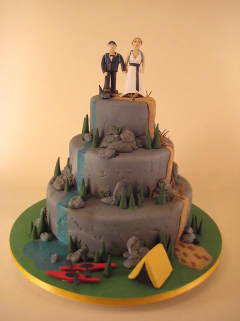 Hiking Cake