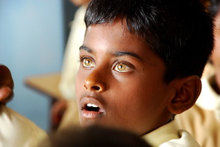 INSIDE A LOOK - KIDS FROM HUBLI - KARNATAKA