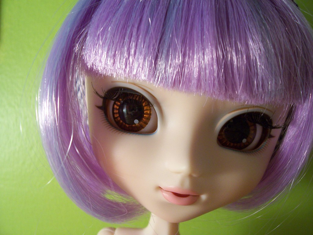 bad haircut 双子のギャル界 our pullips need a home 3924