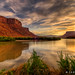 Red Cliff Sunrise by James Neeley