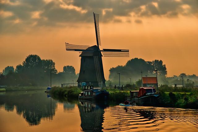 Hoornsche Vaart, Alkmaar