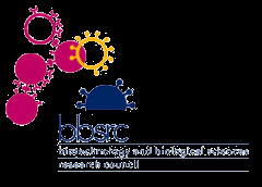 The old BBSRC (Biotechnology and Biological Sciences Research Council) logo