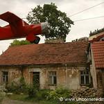 Toy Plane - Vilnius, Lithuania