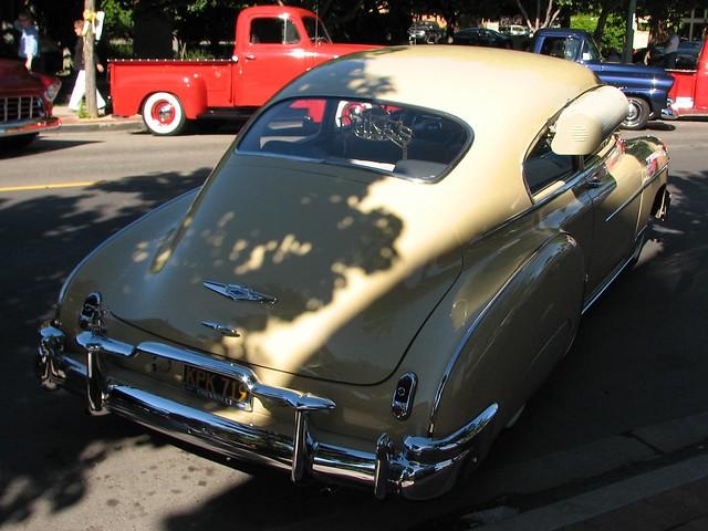 1949 chevrolet 2 door fleetline deluxe 39 krk 719 39 3 for 1949 chevy fleetline deluxe 4 door