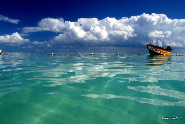Jamaica - Waiting customers for fishing !