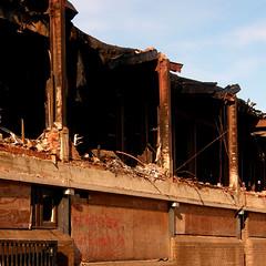 Democratic demolition