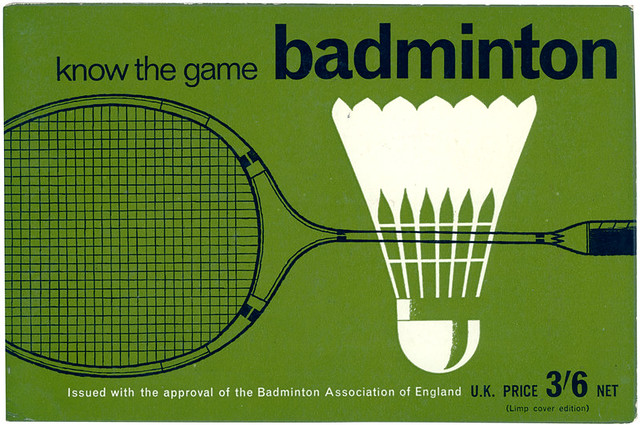 know the game - badminton