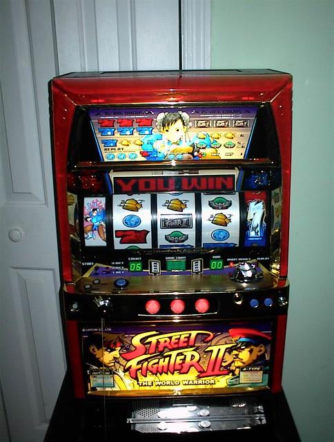 fighter 2 slot machine