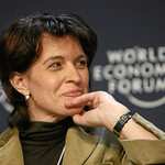 Doris Leuthard - World Economic Forum Annual Meeting Davos 2008