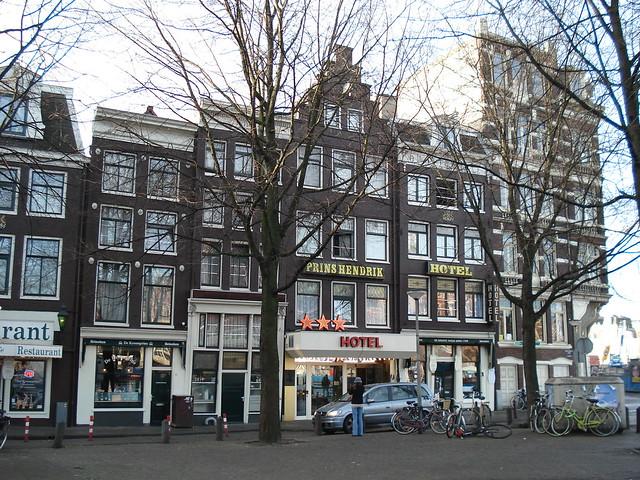 Prins Hendrik Hotel Where Chet Baker Died Flickr Photo Sharing