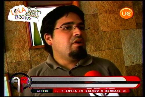 En Alfombra Roja, Canal 13