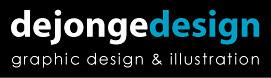Corporate Identity - Dejonge Design logo