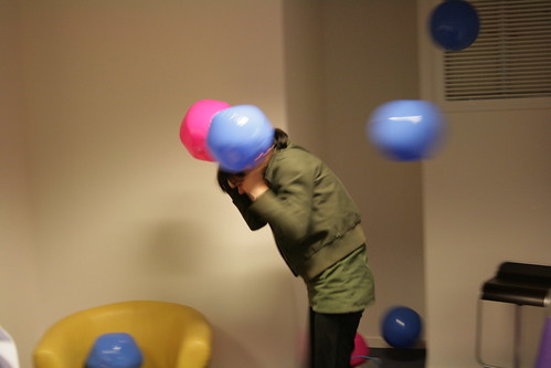Faceball Party