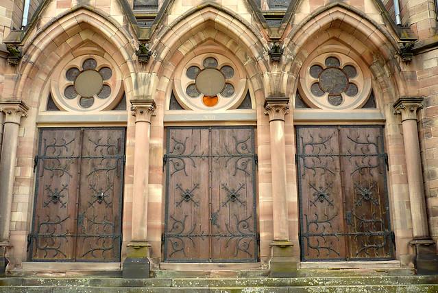 02 mai 2008 Strasbourg Eglise Saint-Paul Façade (5)