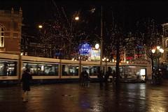 Tram op Leidseplein