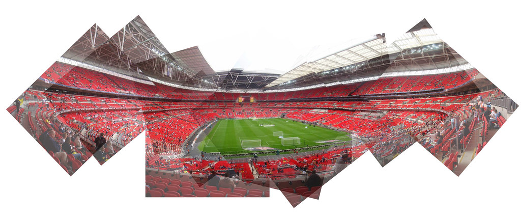 Wembley Panography