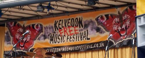 Kelvedon free music festival 2008