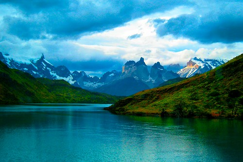 cachitos del paine (paine horns)