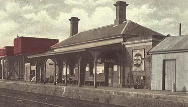 Railway Station - Scone