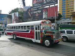 Bus, Panama City