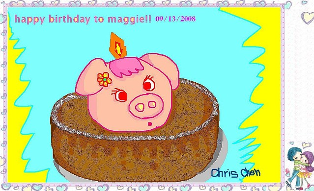 happy birthday to maggie | Flickr - Photo Sharing!