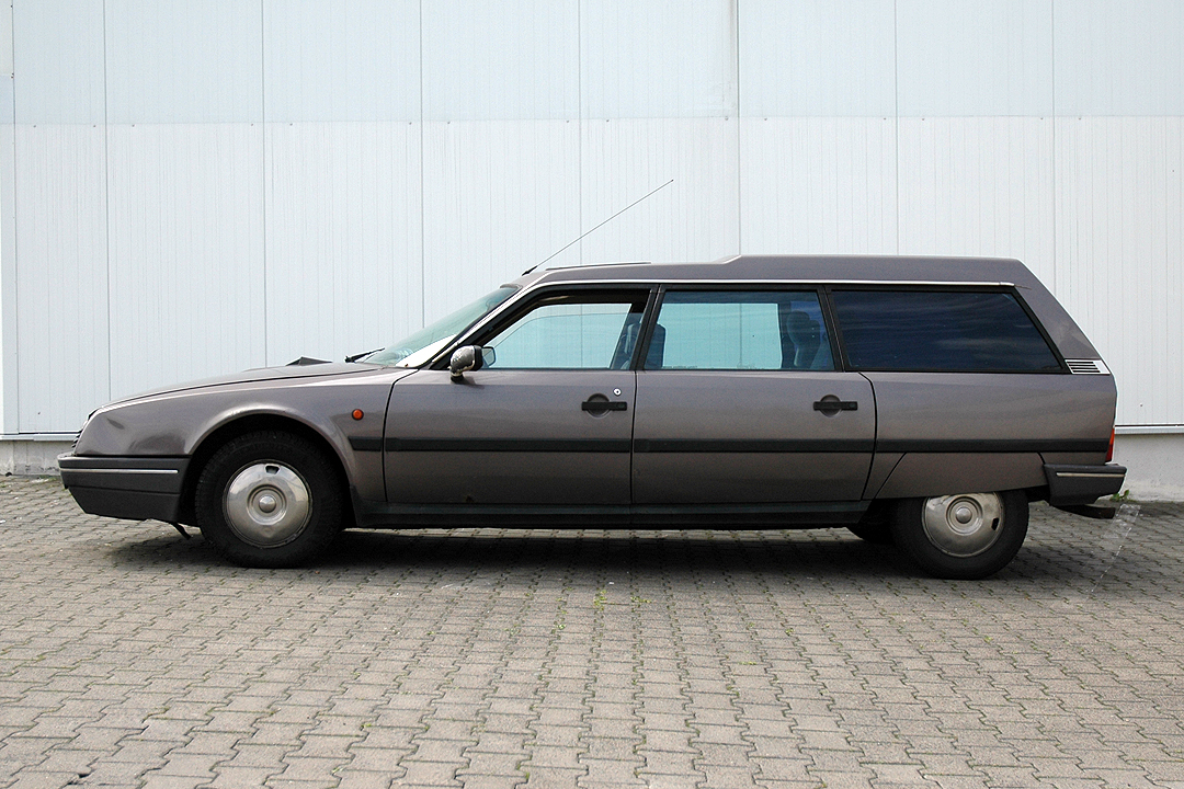 1987 Citroen CX Break TRD2