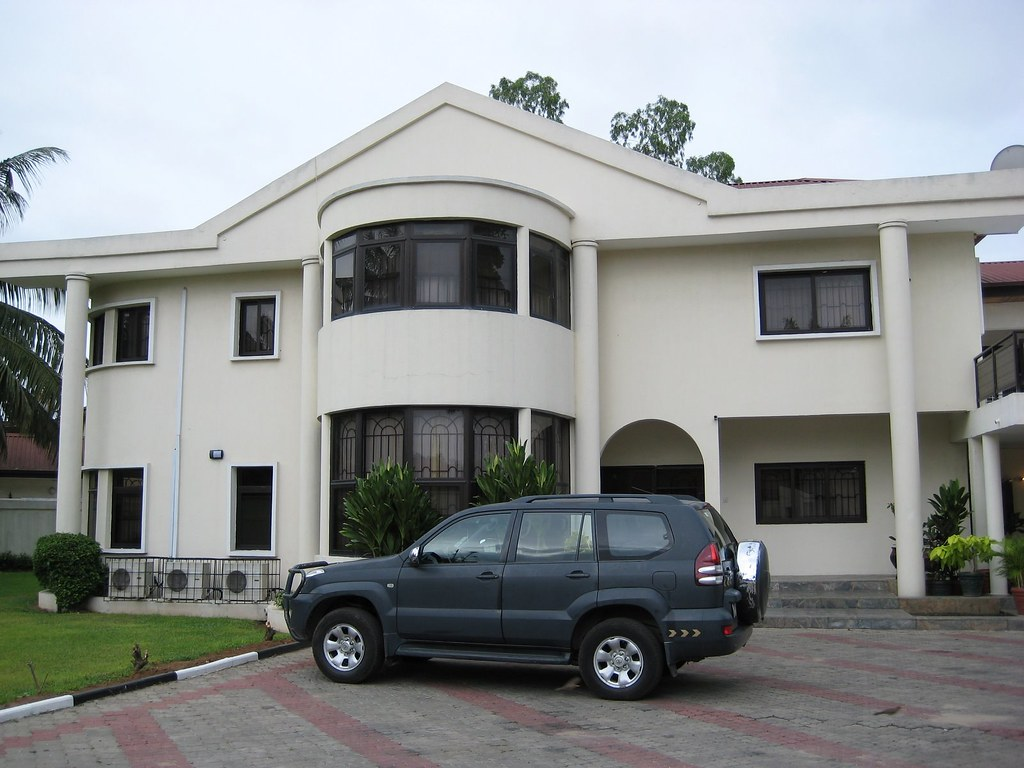 Pictures of modern house in lagos nigeria joy studio for Mansions in nigeria for sale