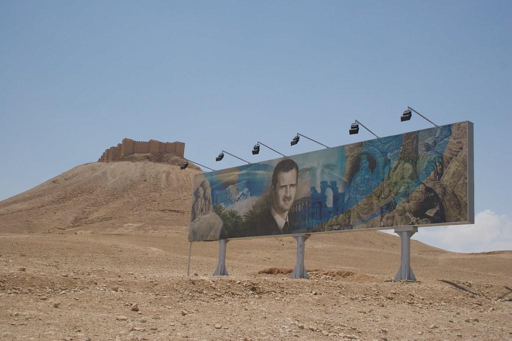 Bashar al-Assad er vinur þinn