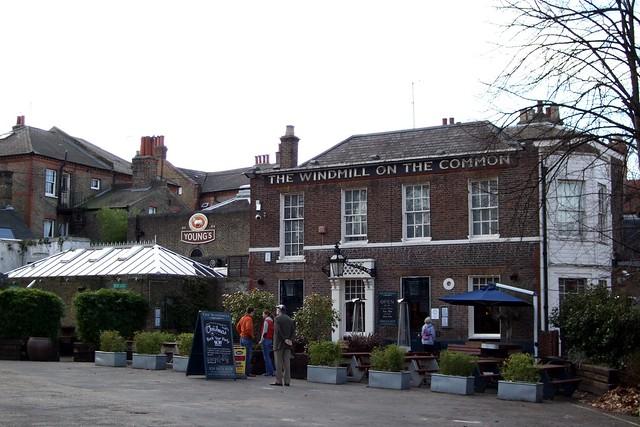 Hotel Clapham South London