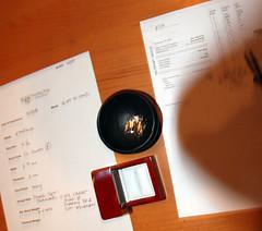 Wedding and Ring Making