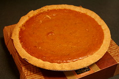 calabaza(0.0), produce(0.0), flan(0.0), pie(1.0), sweet potato pie(1.0), baked goods(1.0), food(1.0), dish(1.0), cuisine(1.0), pumpkin pie(1.0),