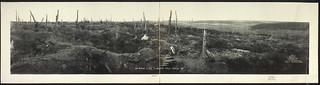 No Mans Land, Flanders Field, France, 1919 (LOC)