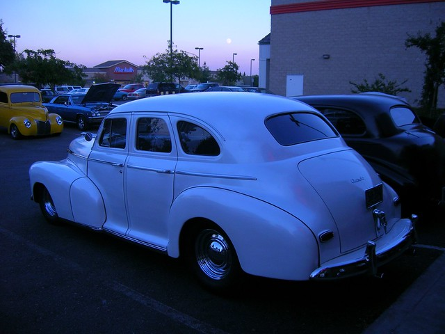 1946 chevrolet 4 door sedan custom 39 50 394 39 5 flickr for 1946 chevy 4 door sedan