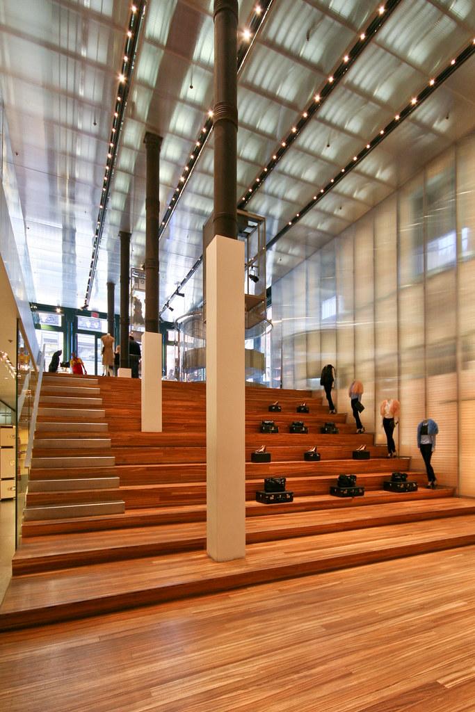 Prada Flagship Store - Rem Koolhaas and OMA