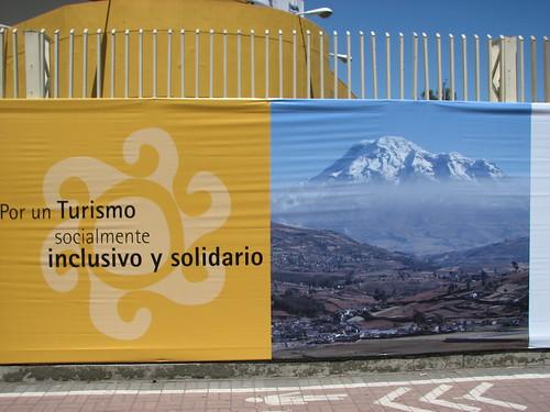 Por un Turismo socialmente inclusivo y solidario (For tourism that is socially inclusive and which builds solidarity)