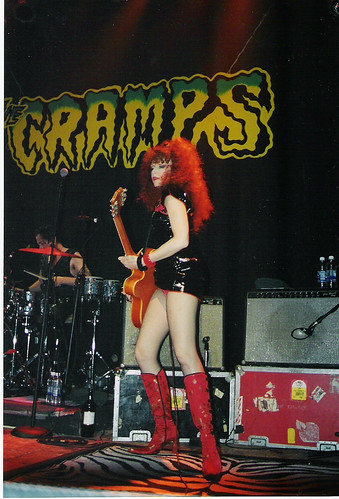 the cramps poison ivy. Black Bedroom Furniture Sets. Home Design Ideas