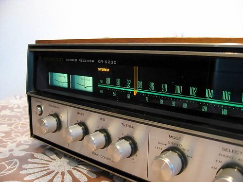 Kenwood KR-6200