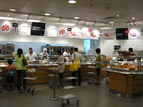 mouthwatering food ham eggs ikea cafeteria ikano centre mutiara damansara petaling jaya. Black Bedroom Furniture Sets. Home Design Ideas