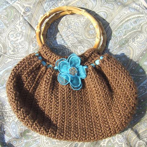 FAT BOTTOM BAG CROCHET PATTERN | Crochet For Beginners