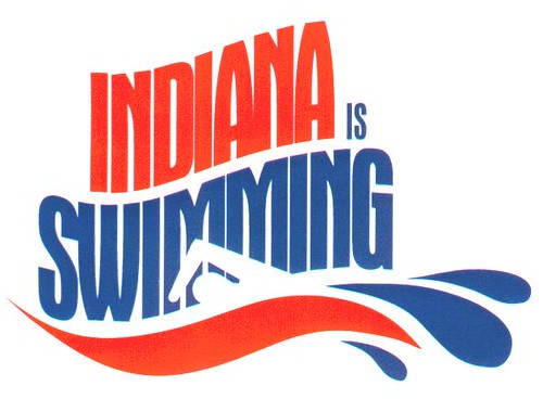 indiana is swimming