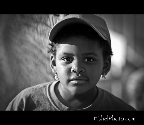 Young Girl T-Ball Portrait