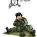 Why do you sharpen your Bayonet? by Xin Li 88