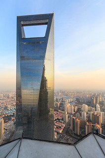 Shanghai's 3 tallest buildings in one picture ;-)