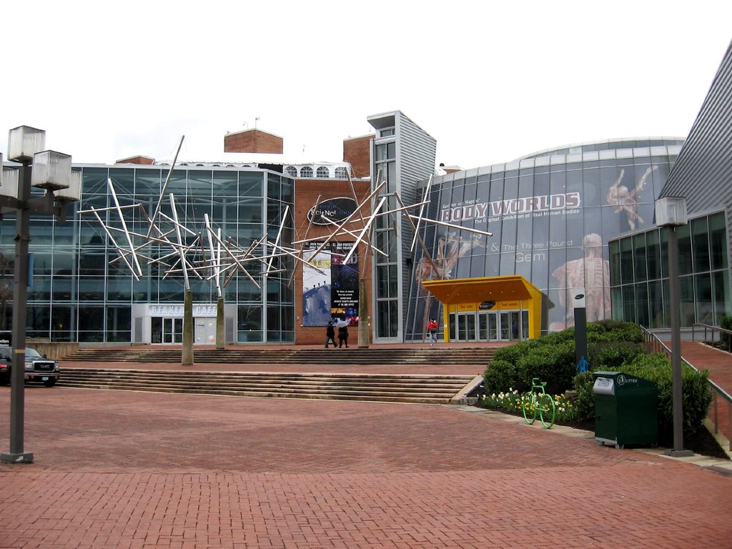 50 Interesting Photos Of Maryland Science Center In