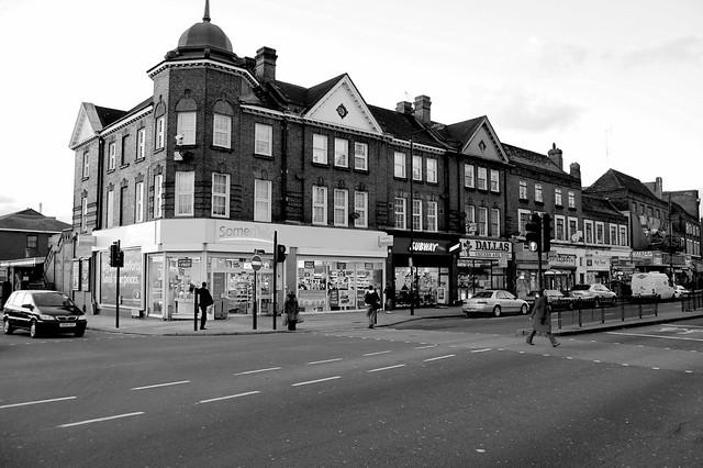 Old Fashioned Sainsburys Streatham Hill