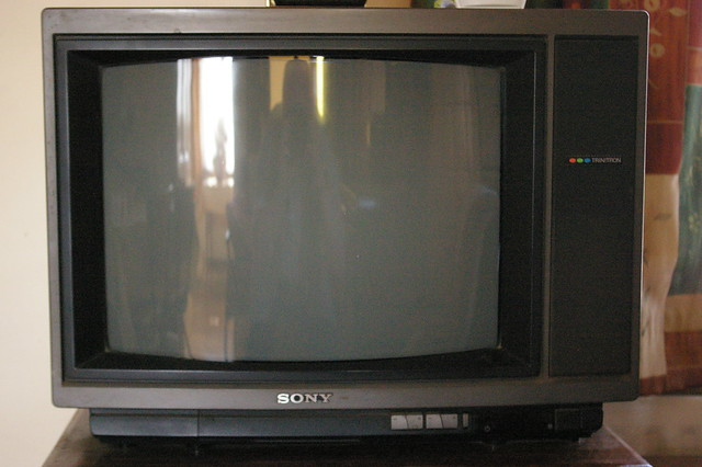 Sony Trinitron TV