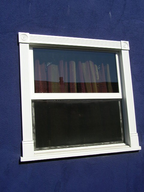 Exterior window molding joy studio design gallery best for Exterior window design molding