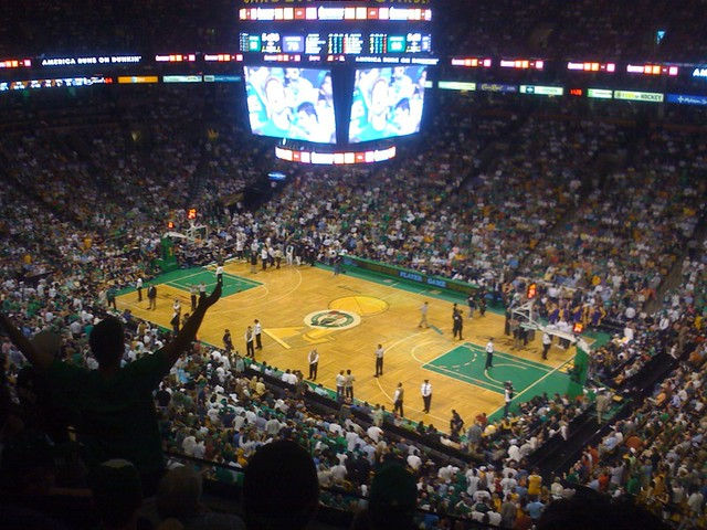 Boston Celtics vs LA Lakers Game 2 2008 NBA Finals