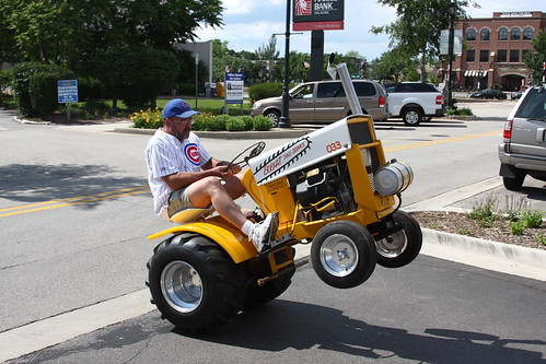 Custom Racing Tractors : Customized modified lawn mowers and tractors flickr