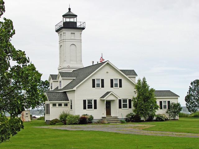 Stony Point (Henderson) Lighthouse, NY